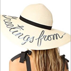 Accessories - Greetings from... floppy hat!